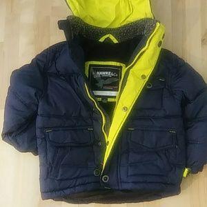 Toddler Down Winter Jacket